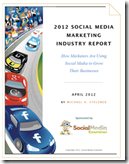 Social Media Marketing Industry Report 2012